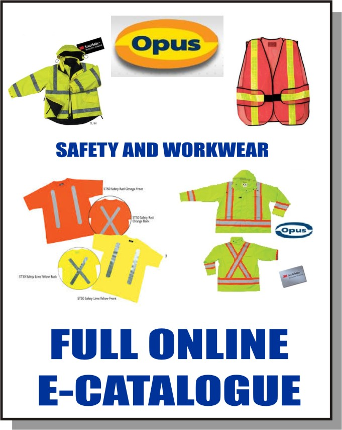 Opus Safety Cover